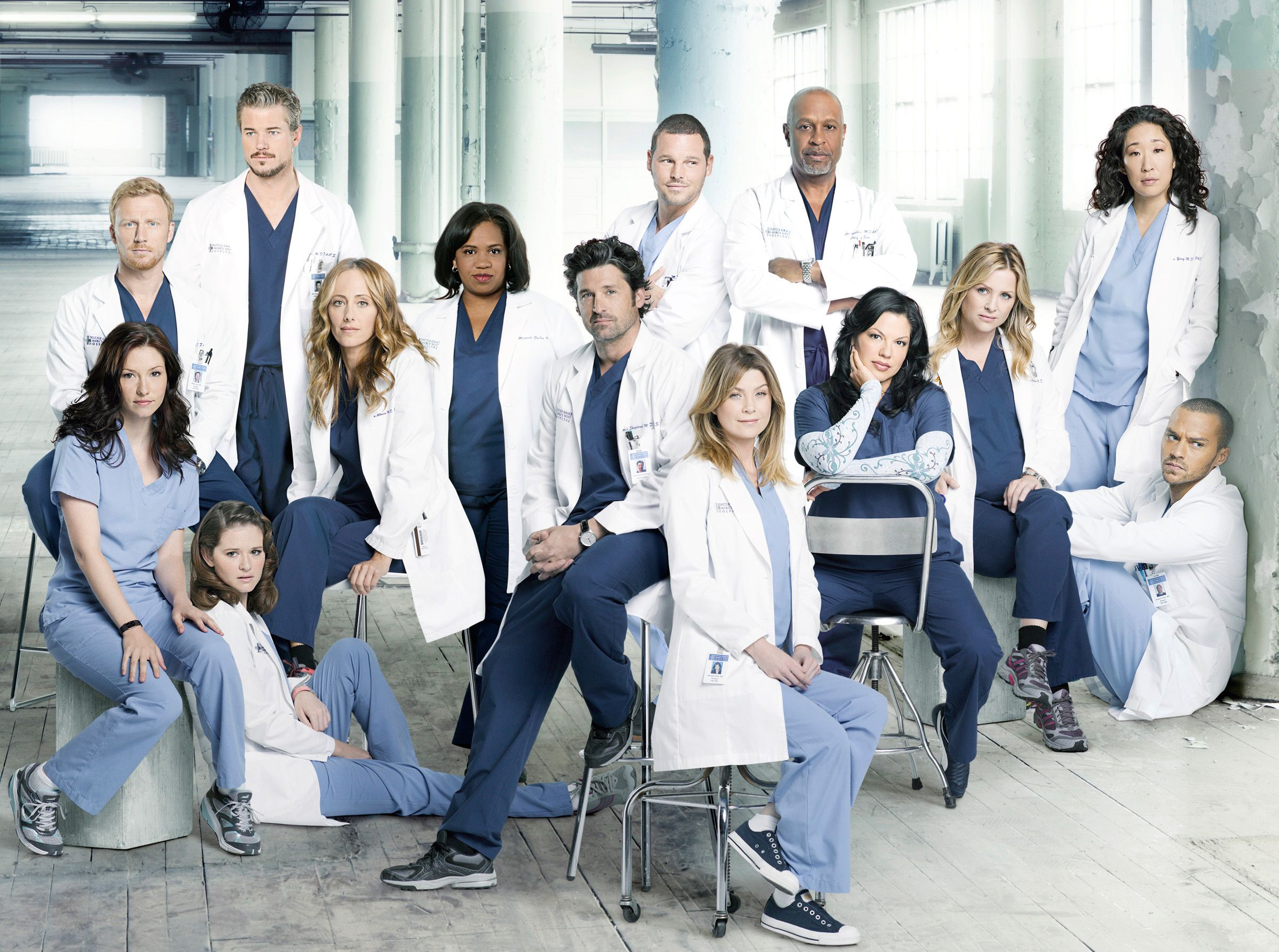 Ecco come doveva essere in realtà Grey's Anatomy