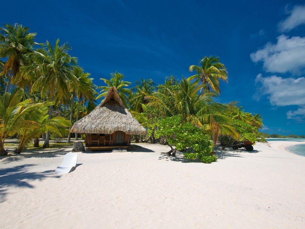 Rangiroa, Tuamotu Islands, French Polynesia  № 7010 без смс