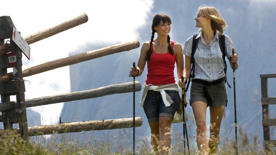 Vacanze a Piedi: il Nordic Walking