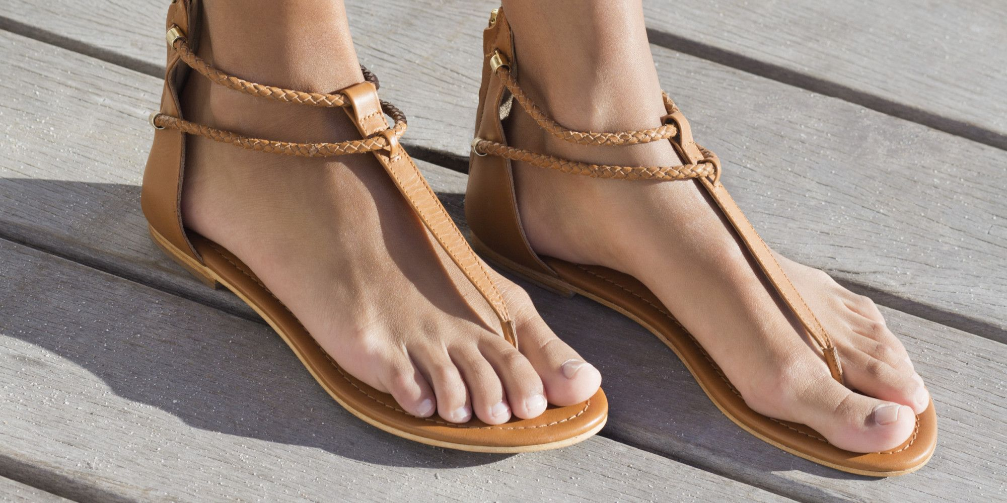 5 idee per realizzare dei sandali fai da te