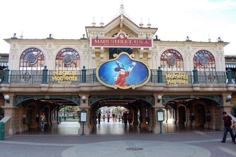 parchi-divertimento-Disneyland Paris