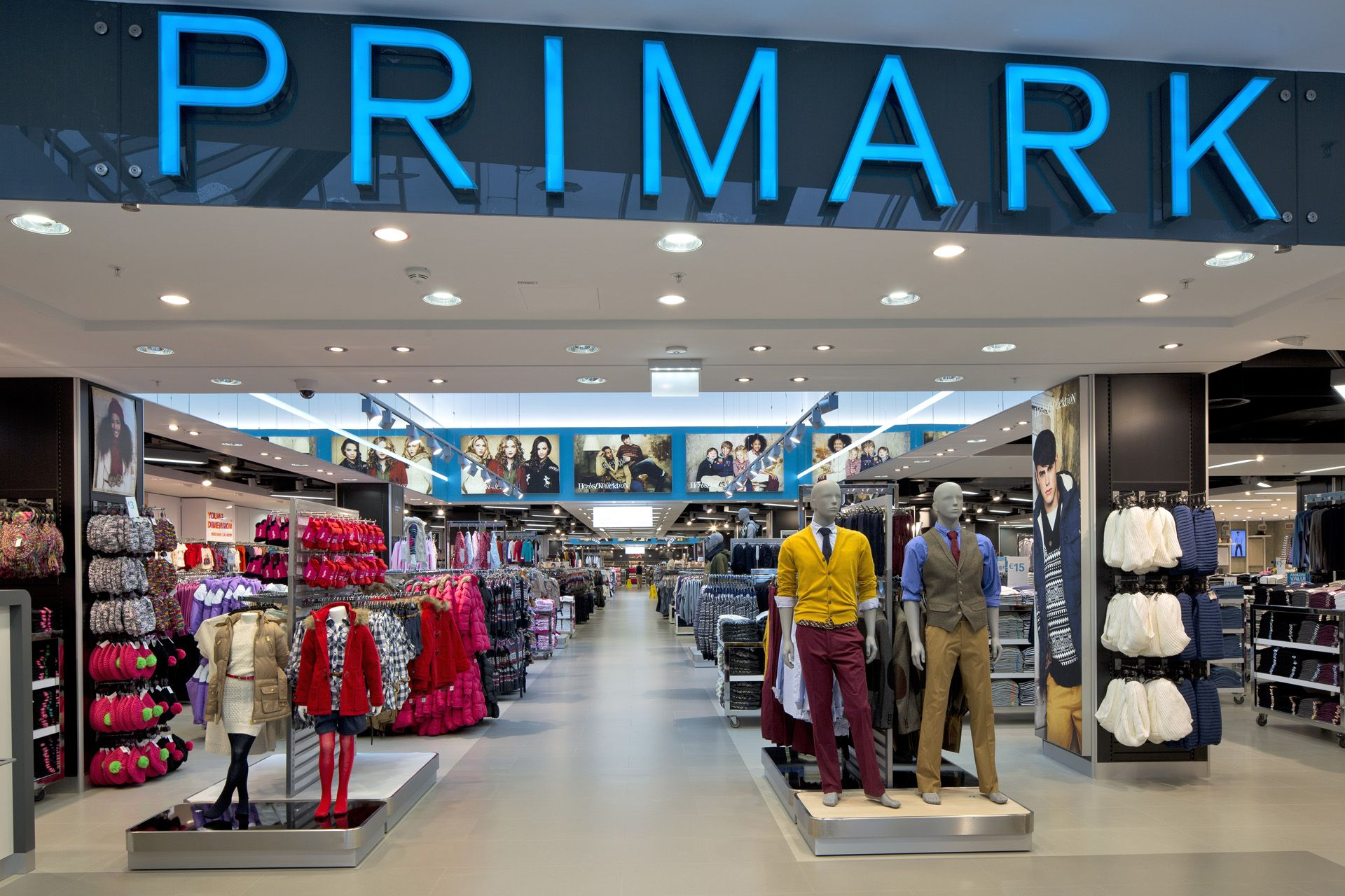 Apre in Italia il secondo negozio Primark