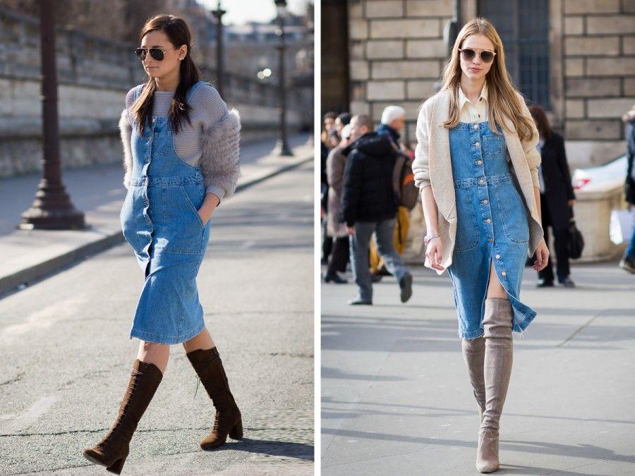 273dee1f7d671 Indossare Bigodino Come Vestito Un Jeans Di dxqUw7 at cleaner ...
