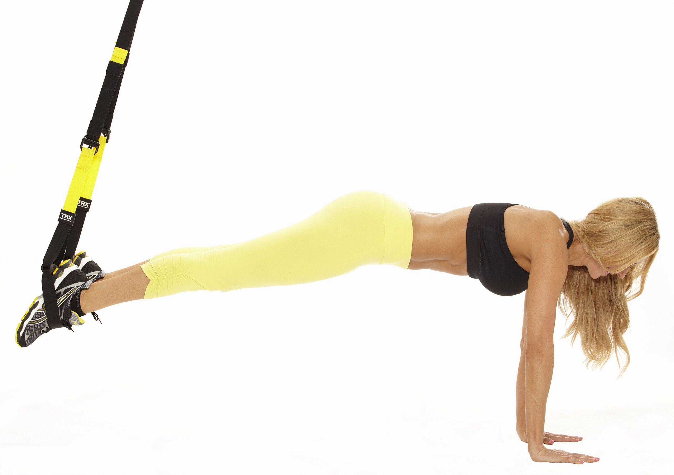 TRX e Dansyng: le nuove frontiere del fitness