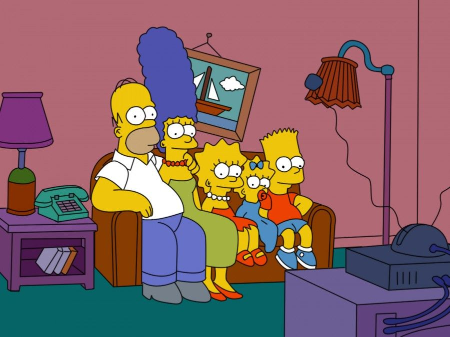the-simpsons-on-the-couch