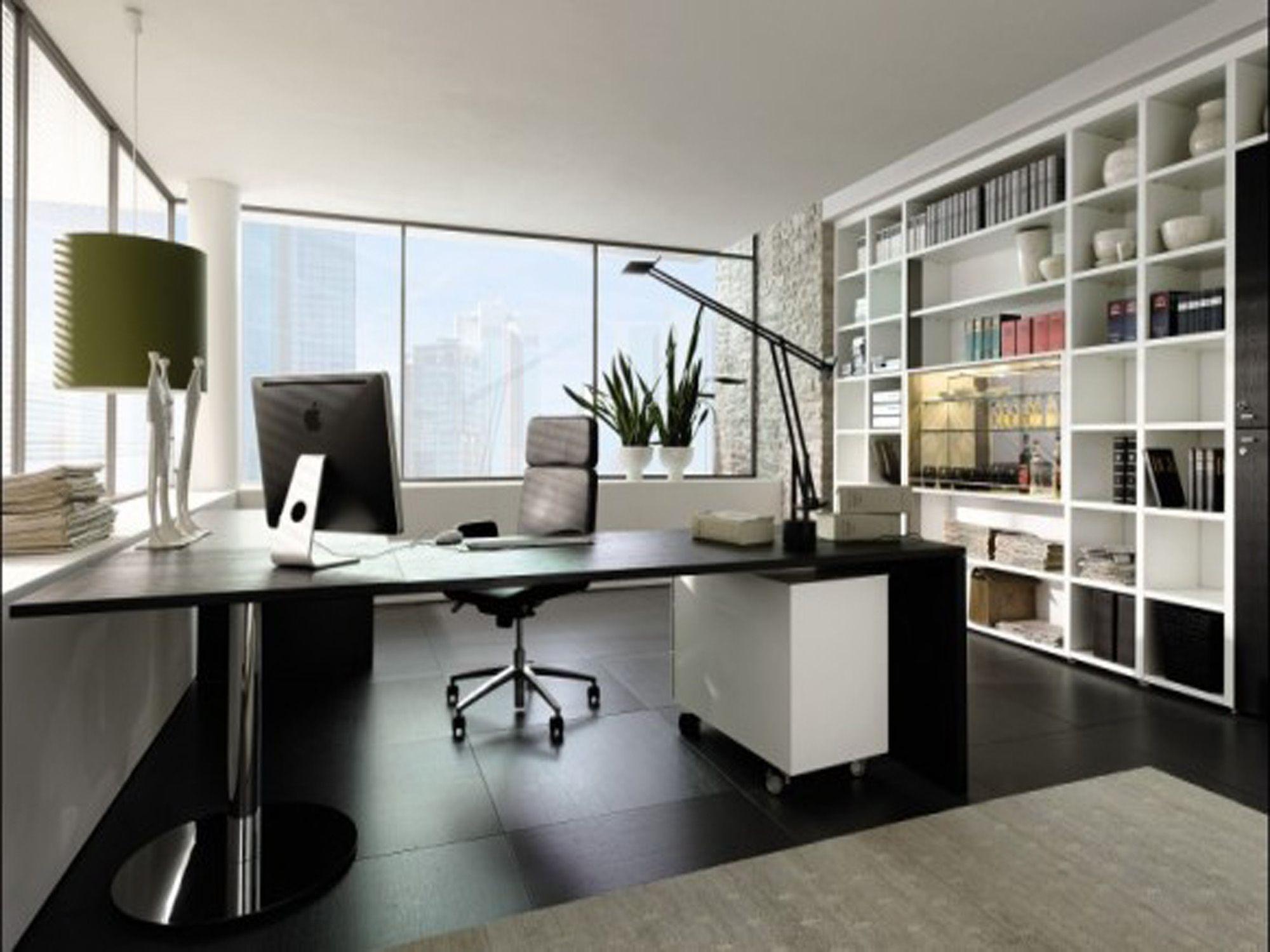 6 modi creativi per allestire l'ufficio in casa - Bigodino