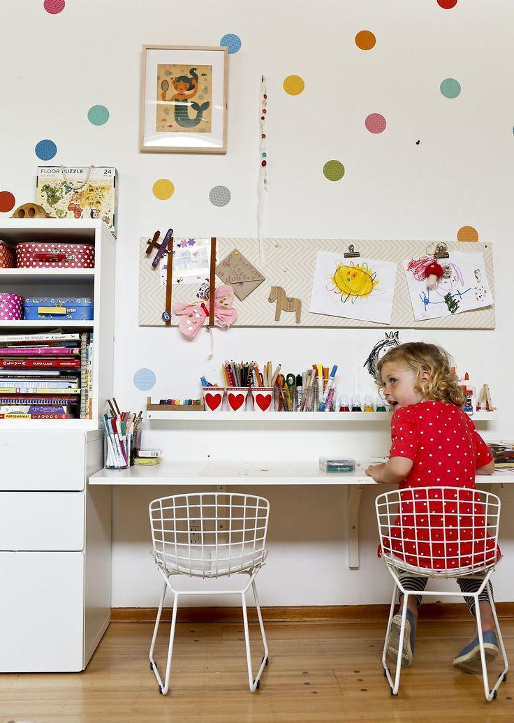 spazio per bambini per fare i compiti