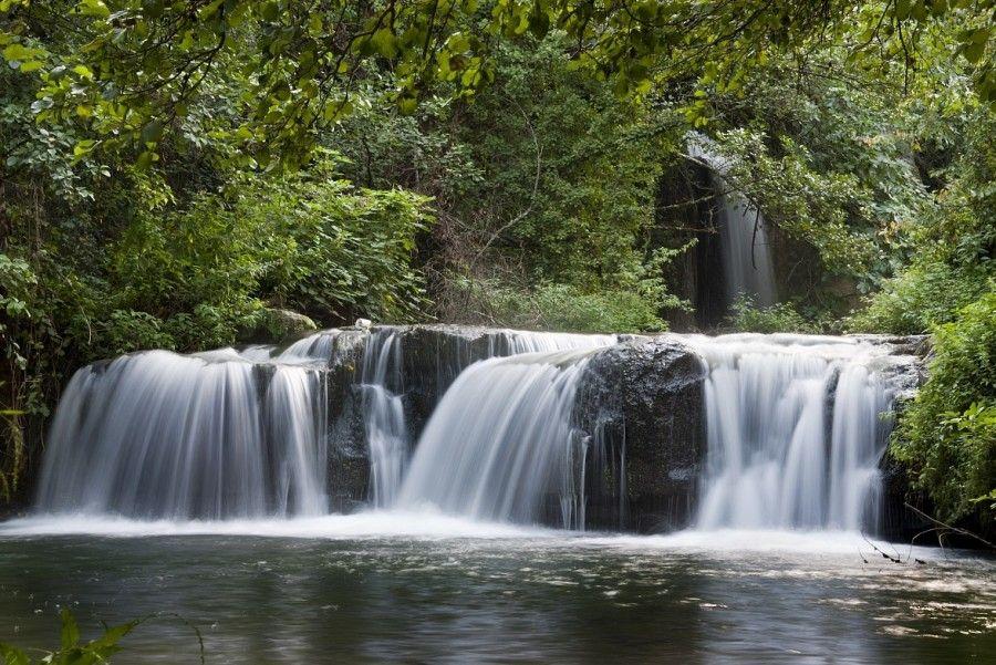 16 calcata cascata monte gelato