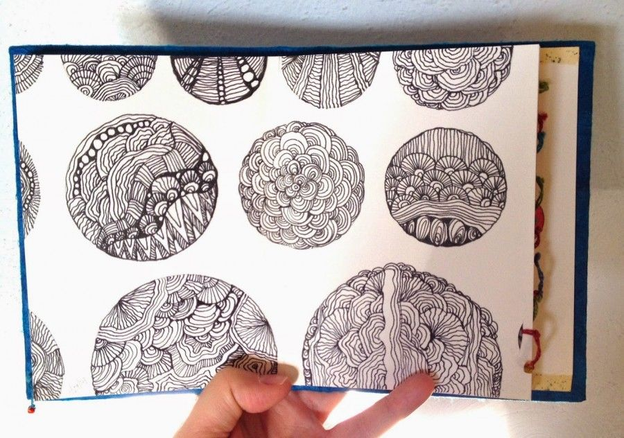 Mandala pages. #SaraRoizen