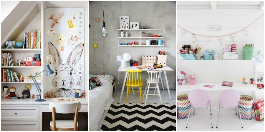 colore bianco per camera per bambini