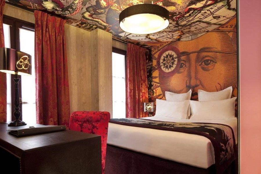 Hotel Le Bellechasse. Parigi