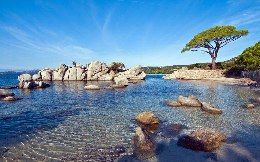 Palombaggia Beach, Corsica, France