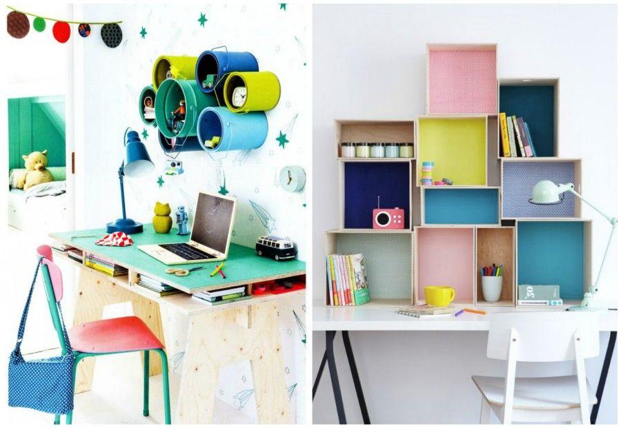 5 contenitori creativi e colorati