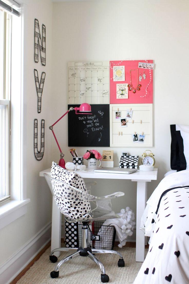 sfruttare gli spazi nella zona studio