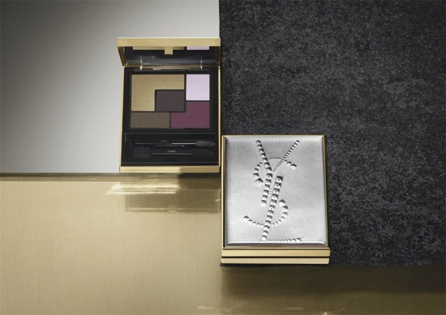 Yves Saint Laurent: Couture Palette Collector Metal Clash