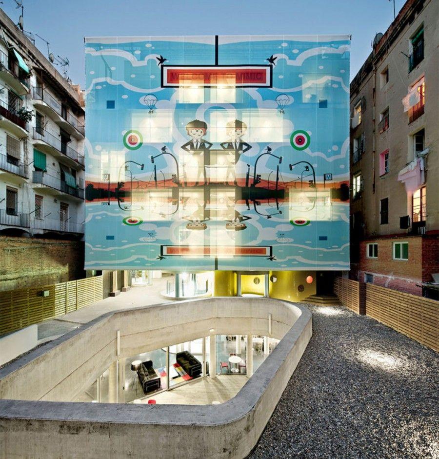 Hotel Acta Mimic, Barcellona