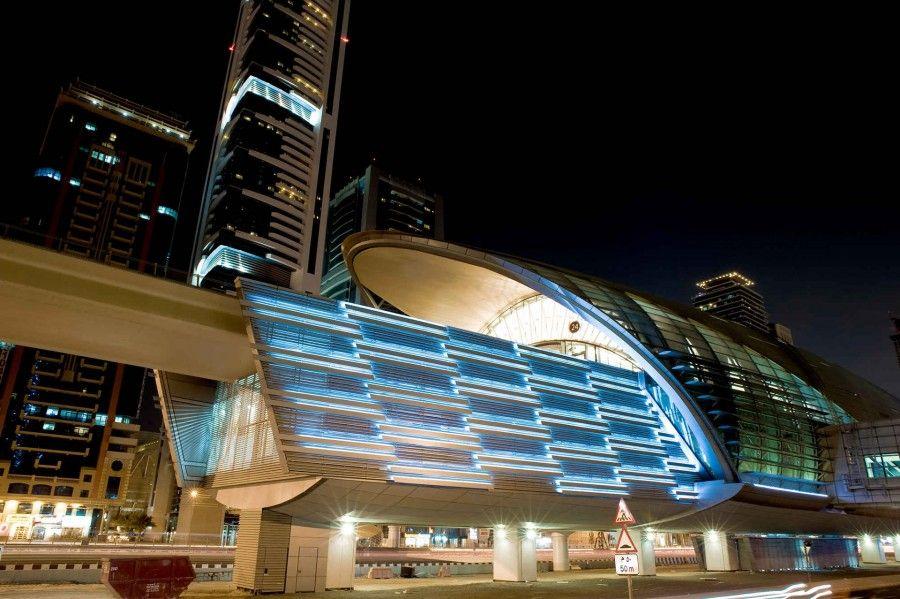 Burj Khalifa / Dubai Mall Station