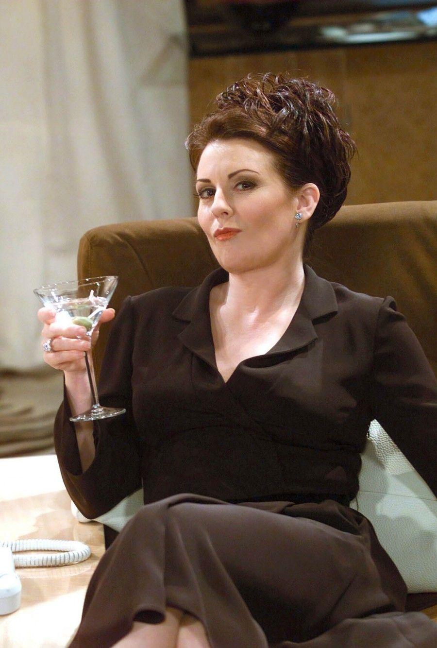 WILL & GRACE -- NBC Series -- Pictured: Megan Mullally as Karen Walker -- NBC Photo: Chris Haston