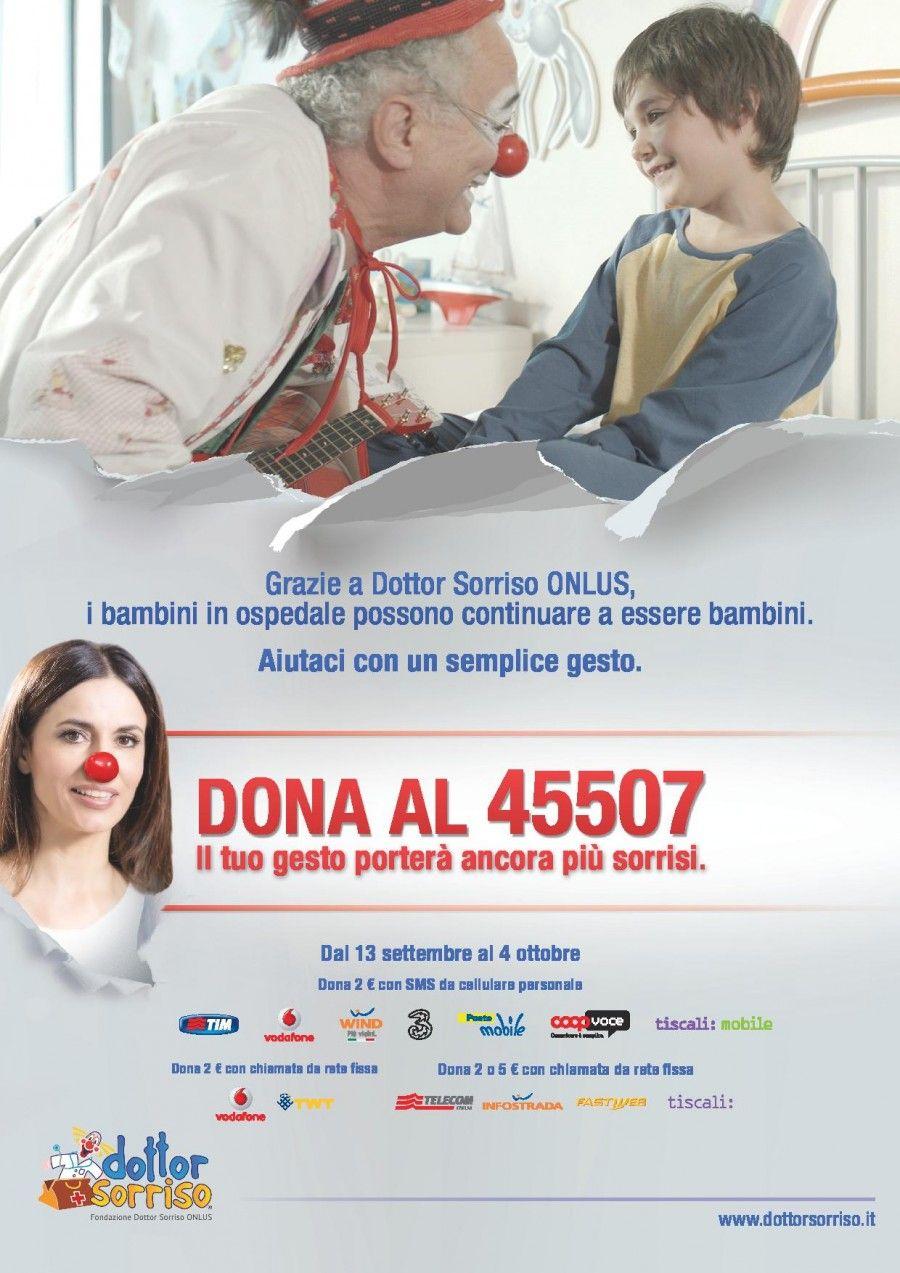 Locandina_Dottor Sorriso_SMS 2015-1