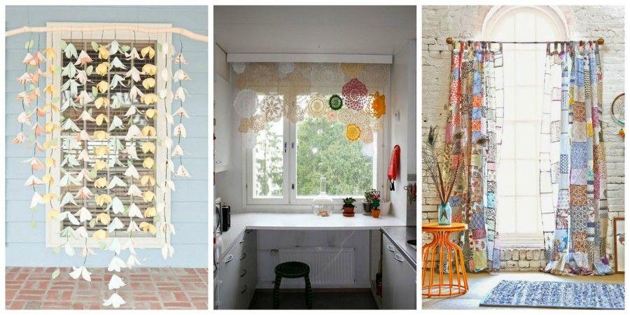 8 idee per arredare casa con le tende bigodino - Idee per pitturare casa ...