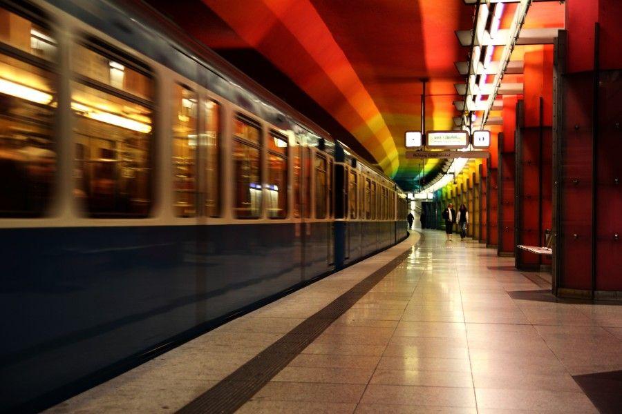 U-Banhof Munich