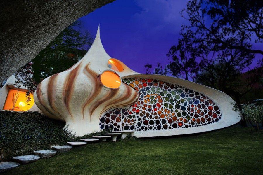 case-strane- Nautilus House
