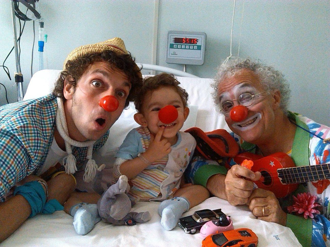 Clownterapia: la magia di un sorriso per i bambini in ospedale