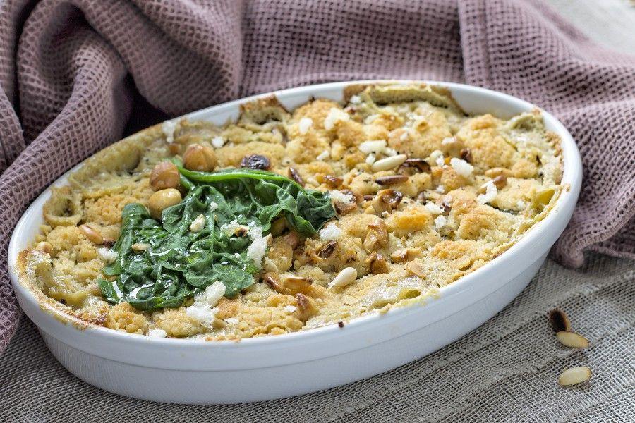 crumble-spinaci-pinoli-contemporaneo-food