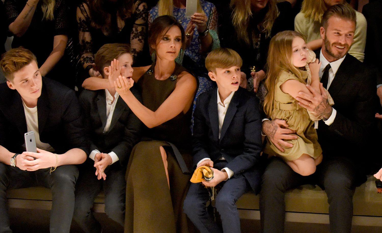Una famiglia alla moda!
