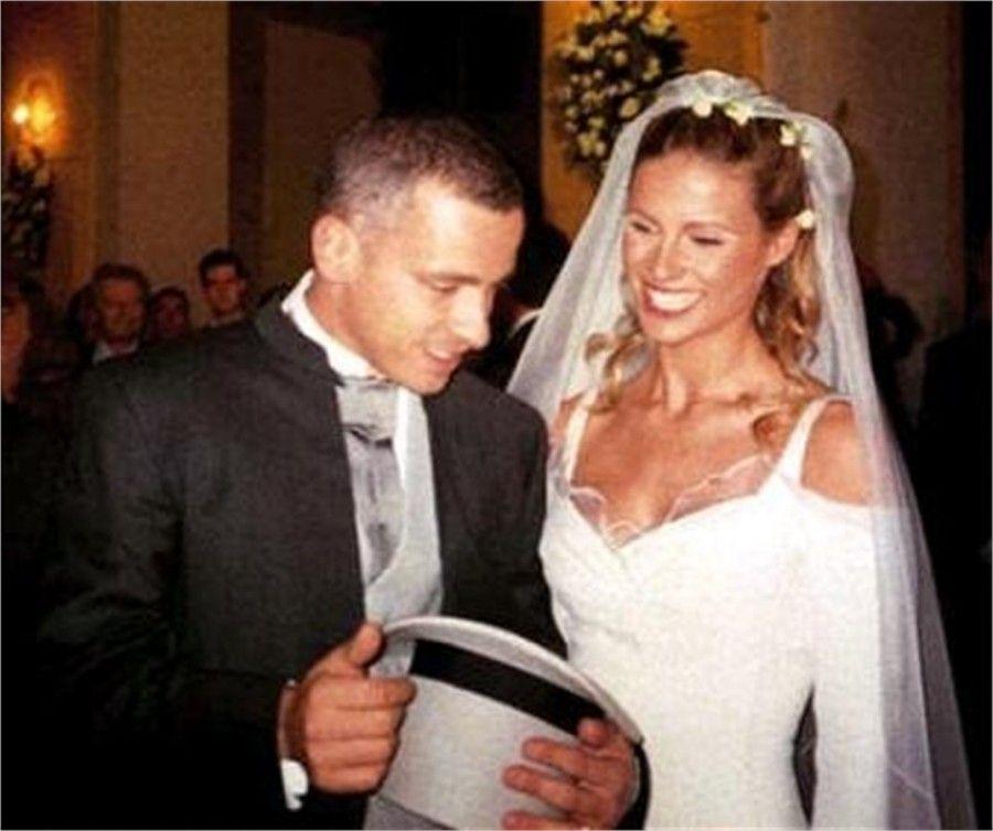 eros e michelle sposi