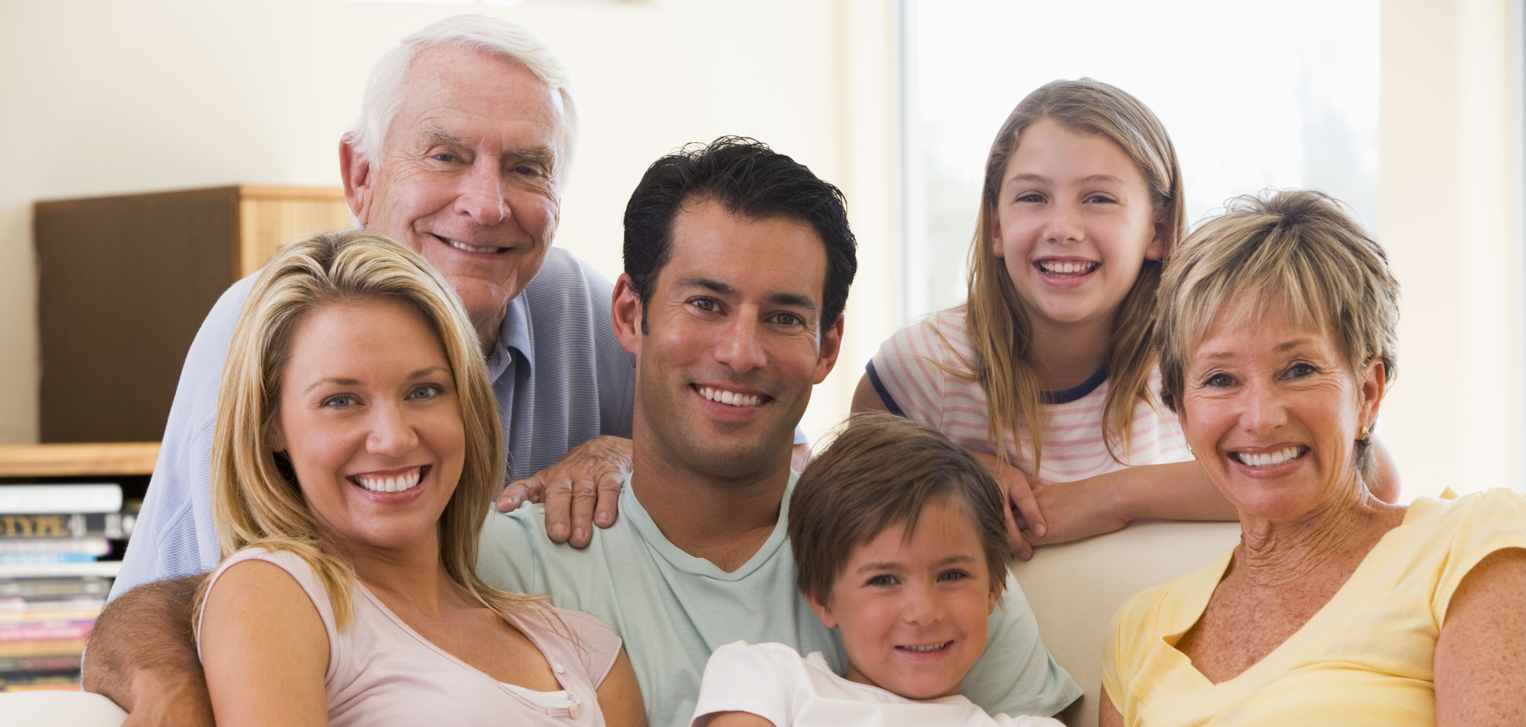 Famiglia è dove c'è amore