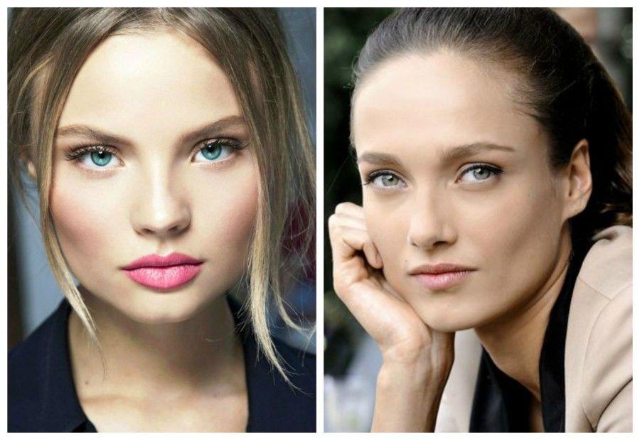 makeup per il lavoro Collage
