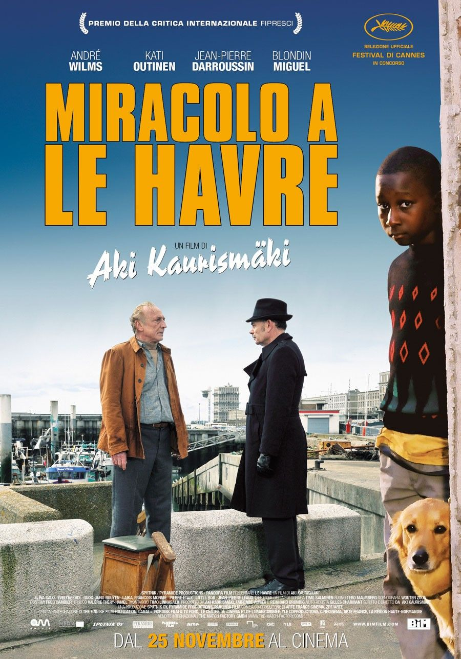 miracolo a le havre locandina