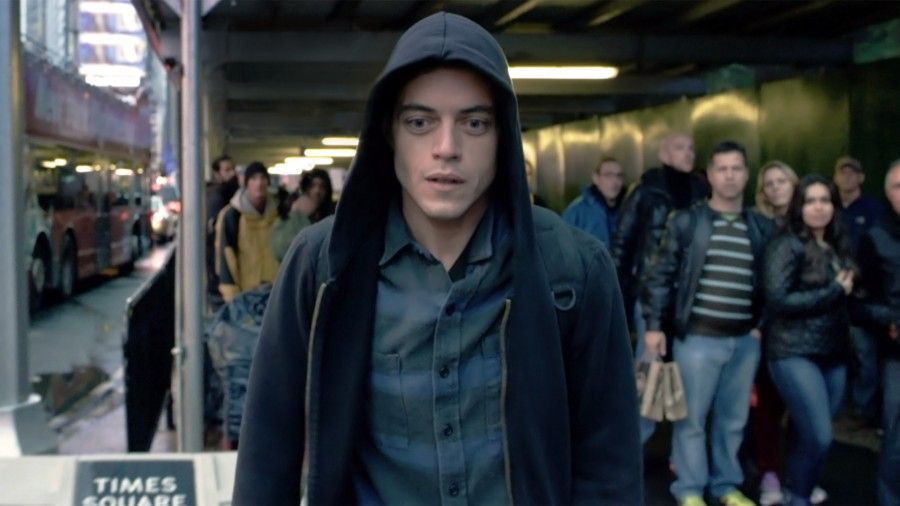 mr robot serie tv