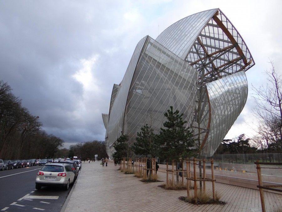 Museo Vuitton di Parigi