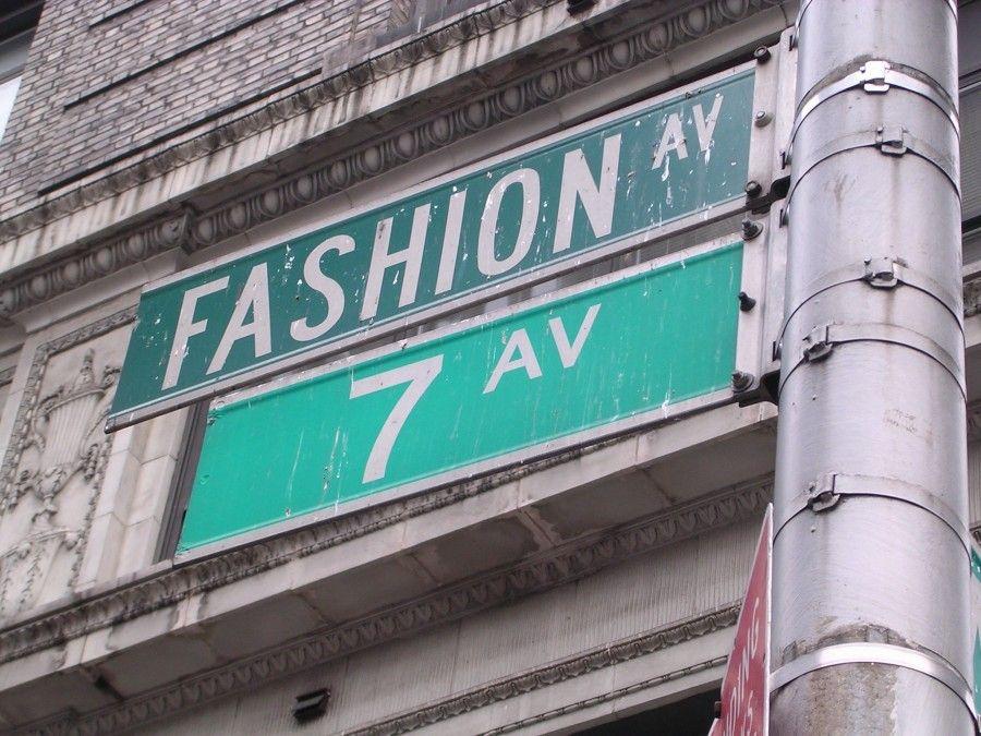 Settimana della moda a New York