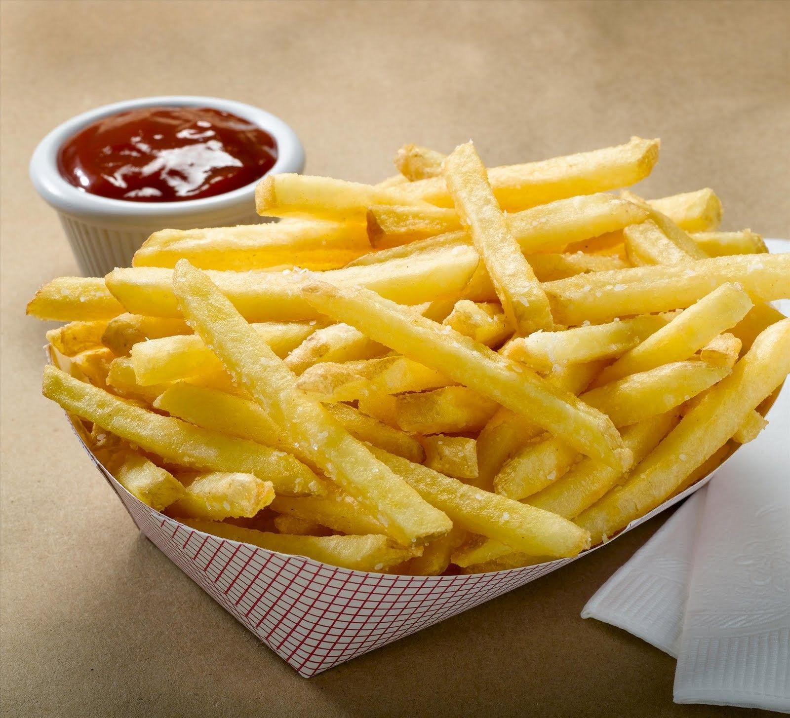 Il segreto per preparare patatine fritte croccanti
