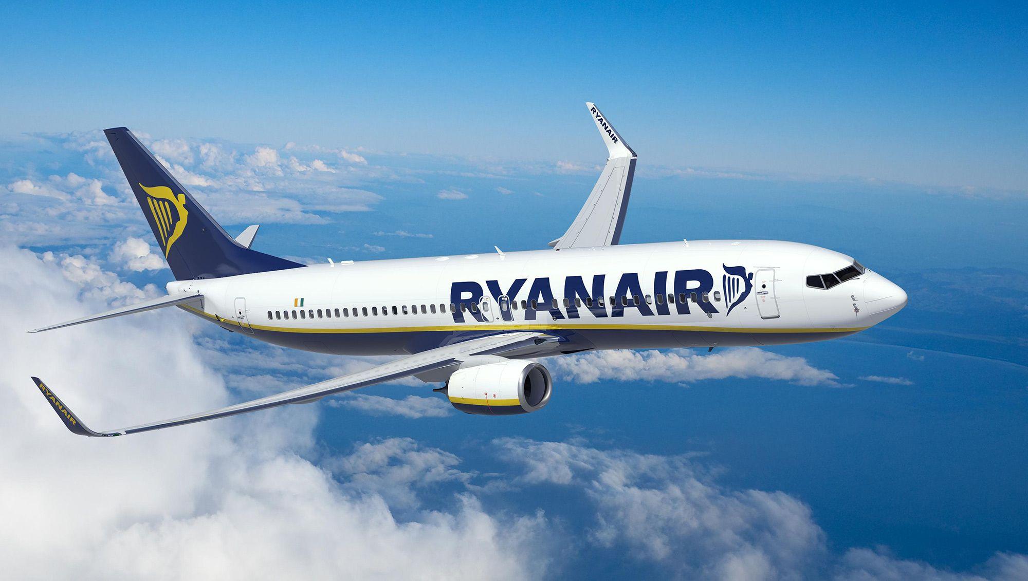 Ryanair ci fa volare gratis