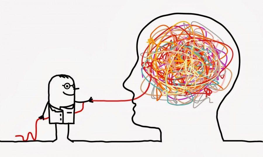 ...un cartoon, non un trattato di psicologia, suvvia...