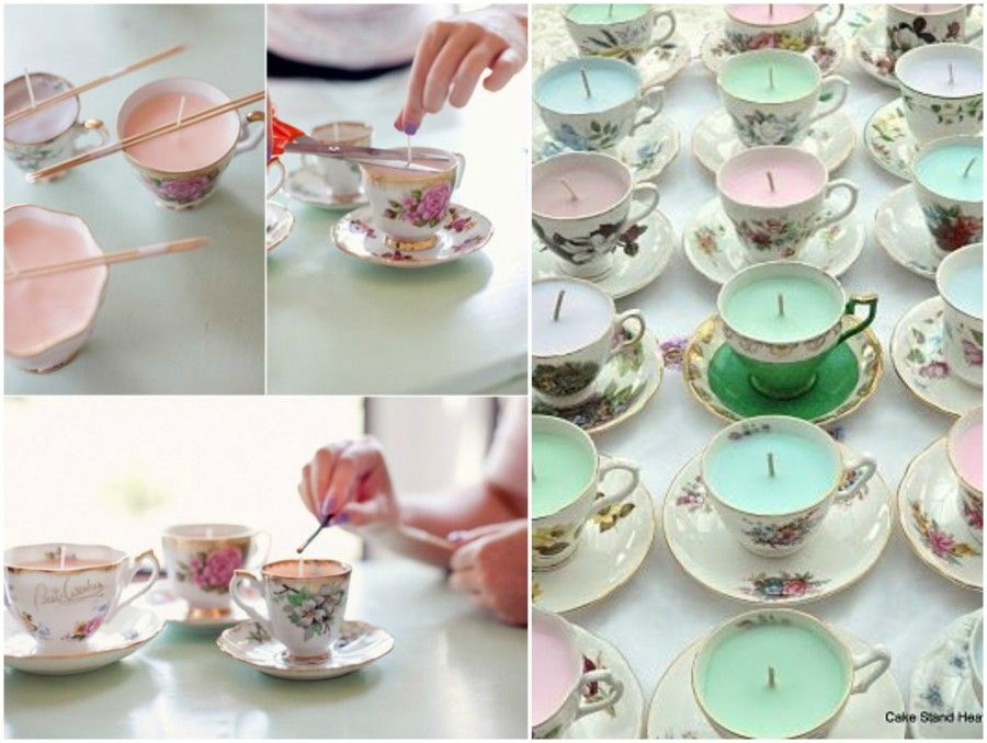 Come Forare Un Piatto Di Ceramica.6 Modi Per Utilizzare Le Tazzine Da Te Bigodino