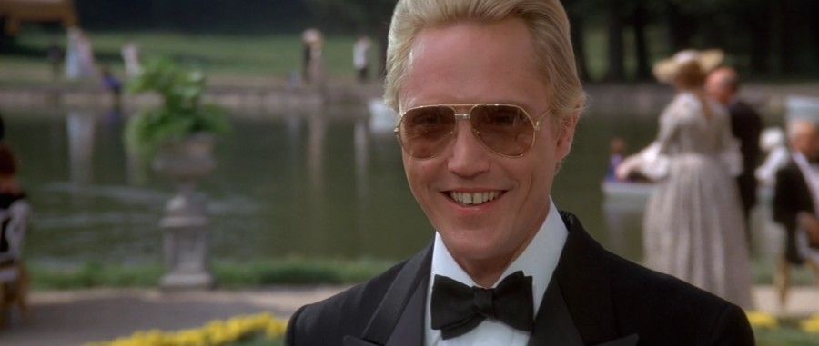 Christopher Walken in Bersaglio Mobile