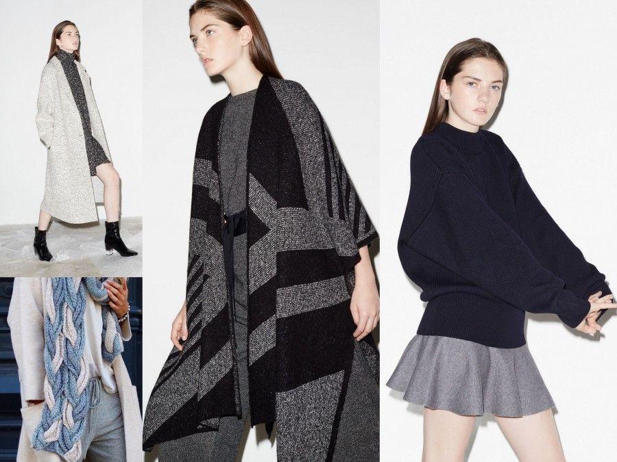 Proposte di Zara per l'A/I 2015