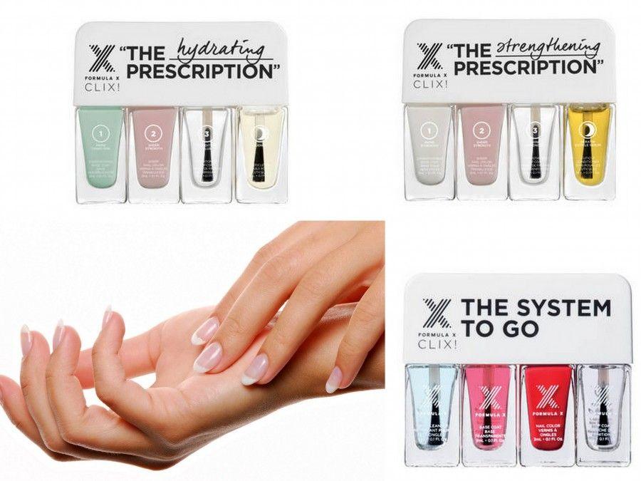 Kit di pronto soccorso per le unghie firmati Sephora