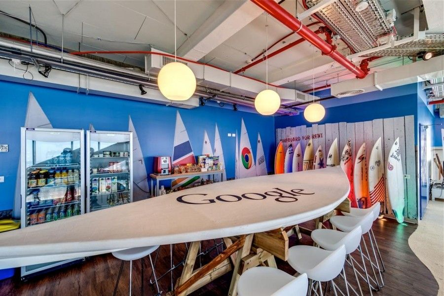 Google headquarters, Tel Aviv