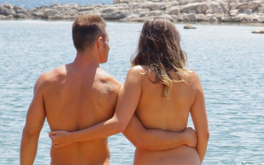 I concorrenti di L'isola di Adamo ed Eva