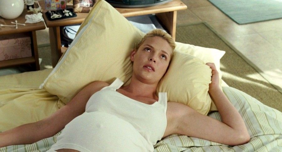 Katherine Heigl in Molto incinta