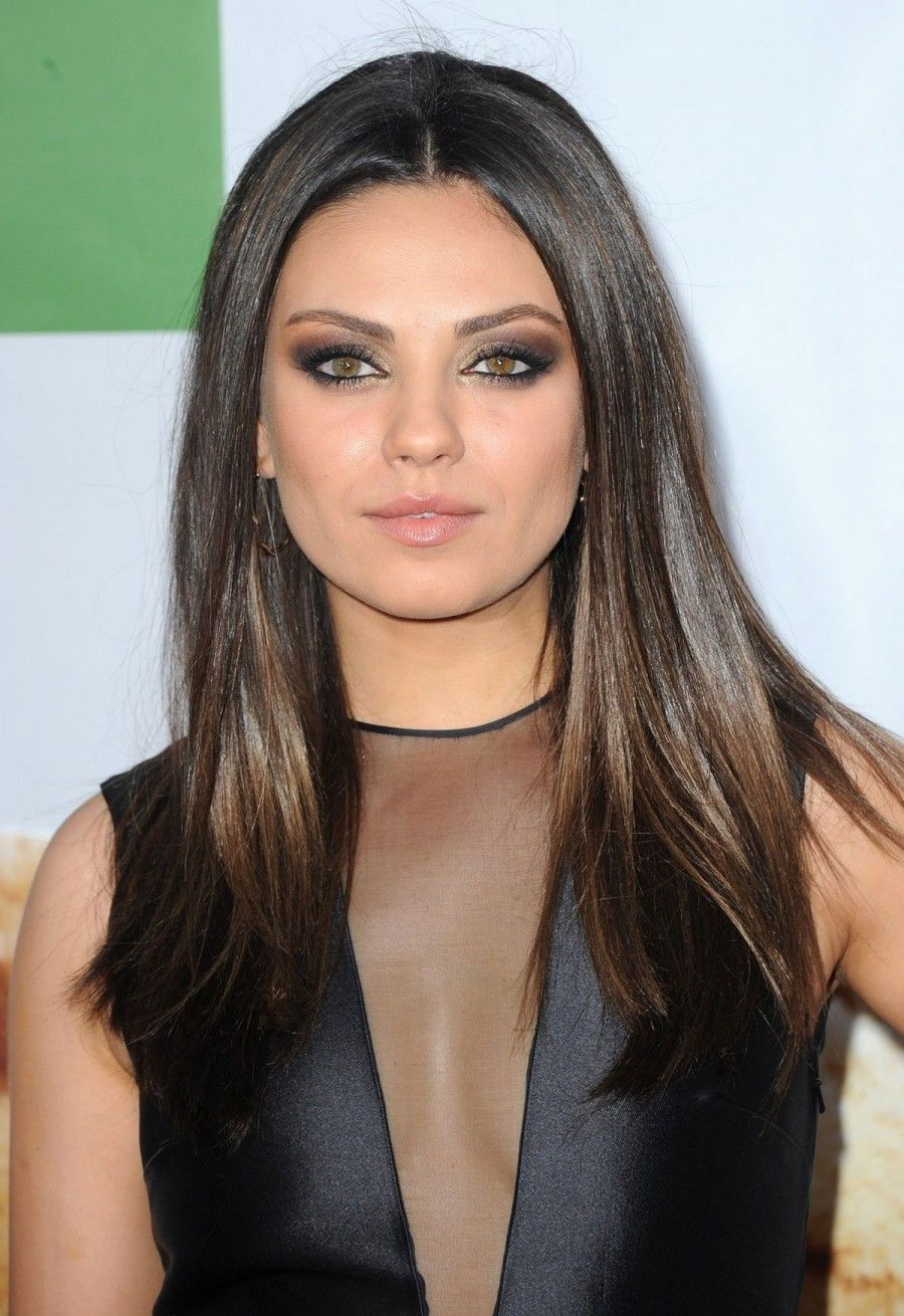 MILA KUNIS at Universal Pictures' Ted Premiere in Hollywood