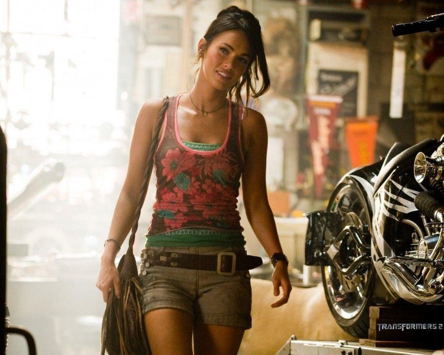 Megan Fox in Transformers 2
