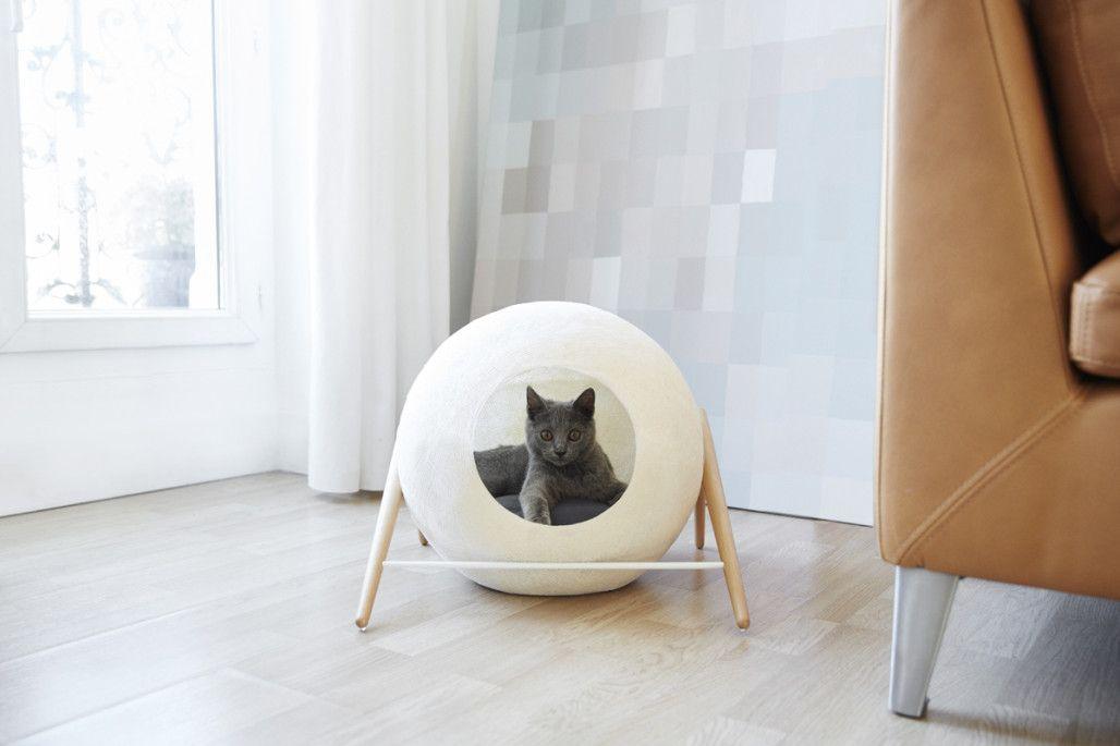 Meyou: cucce di classe per gatti di classe