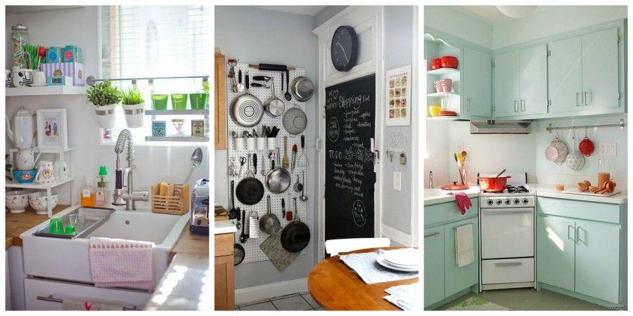 7 trucchi per rendere la tua piccola cucina molto pi grande bigodino - Trucchi per taglio piastrelle ...